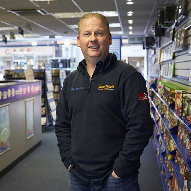 East Ayrshire - Retail