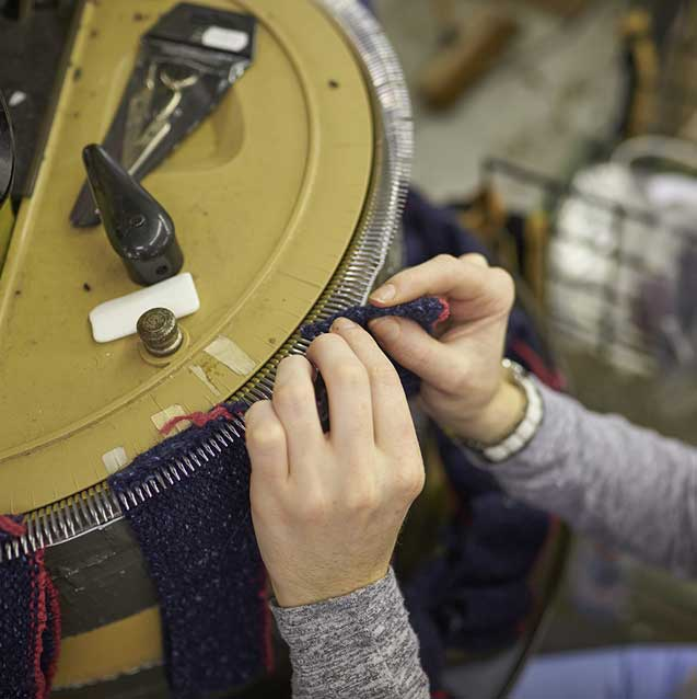 East Ayrshire - textiles