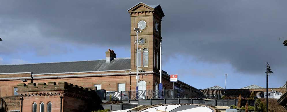 East Ayrshire - transport links